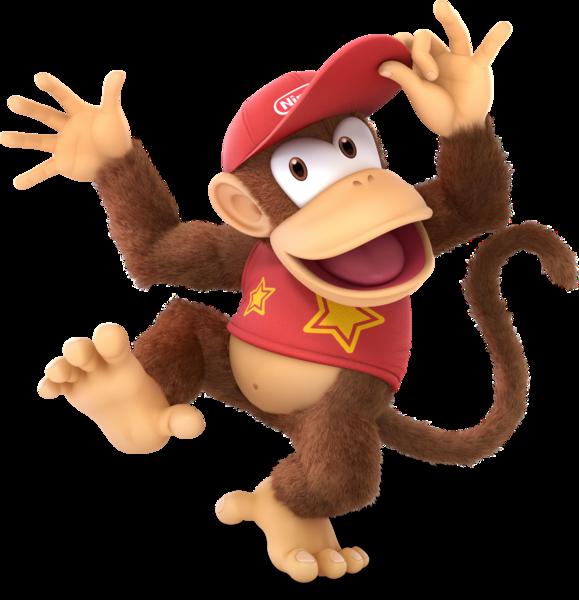 Diddy Kong (M.U.G.E.N Trilogy)