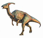 Parasaurolophus-A+ Gallery 258