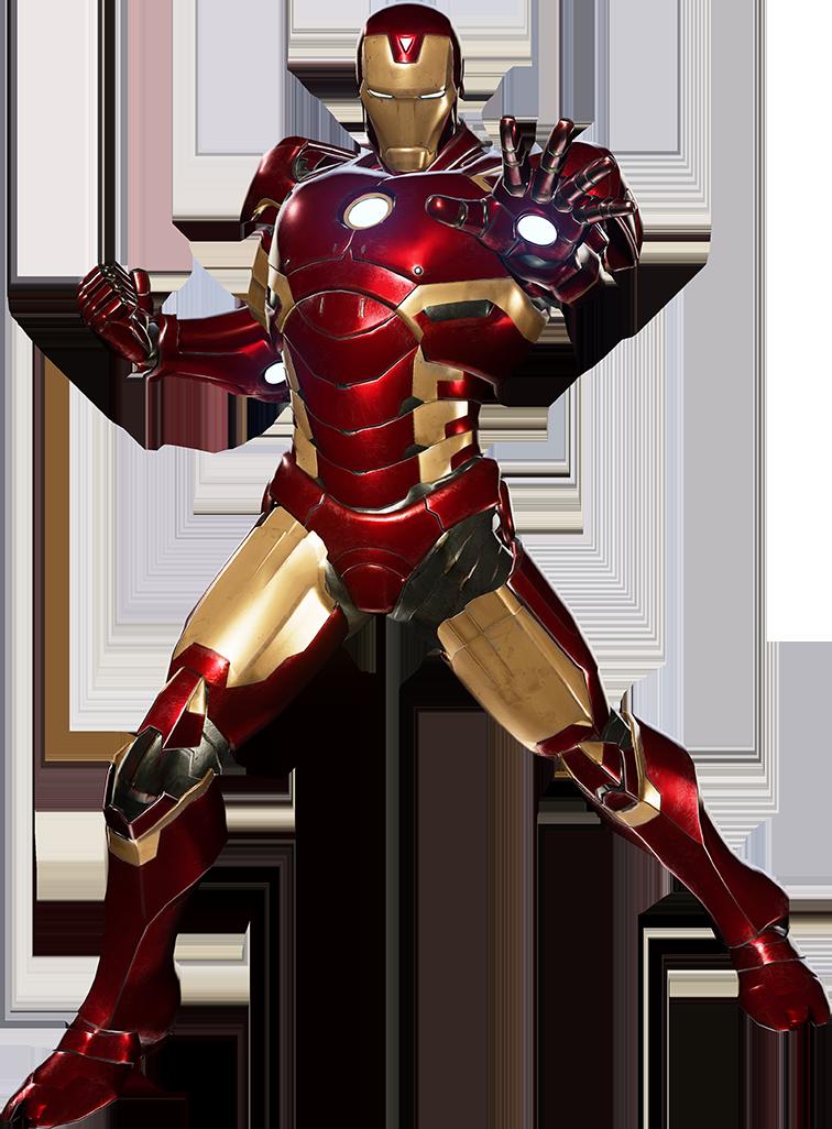 Iron Man (M.U.G.E.N Trilogy)