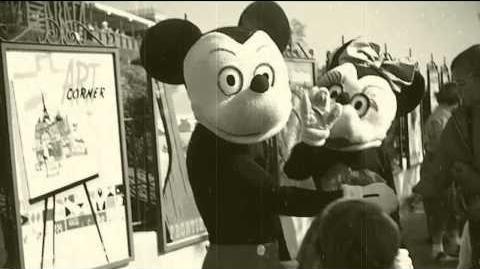 """""""Abandoned by Disney"""" Creepypasta"""