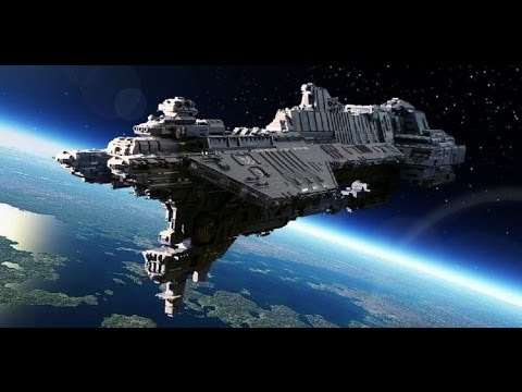 Diamond-Dimensional Colony Warship