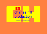 Charles Hill Productions 1967-1968 Logo
