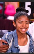 Kobe bryant's daughter