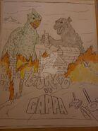 Gorgo vs gappa american poster by nerdyproffessa dcz9hvj-fullview