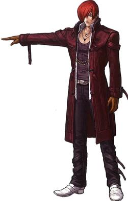 Iori Yagami (M.U.G.E.N Trliogy)