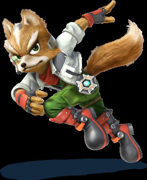 Fox (SSB4NS)
