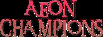 Aeon Champions Logo.png
