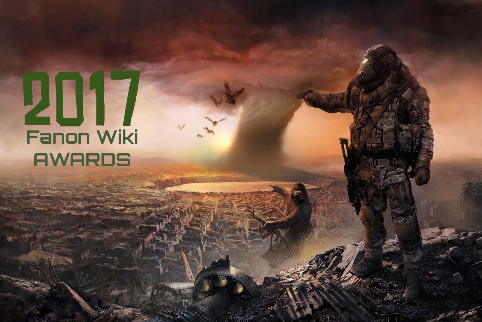 2017 Fanon Wiki Awards (CLOSED)