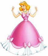 Cinderella pink brawl