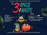 The 3 Amigonauts Movie