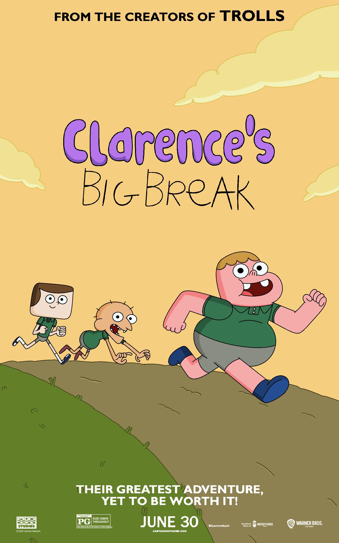 Clarence's Big Break