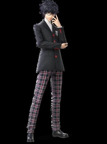 Shujin Uniform