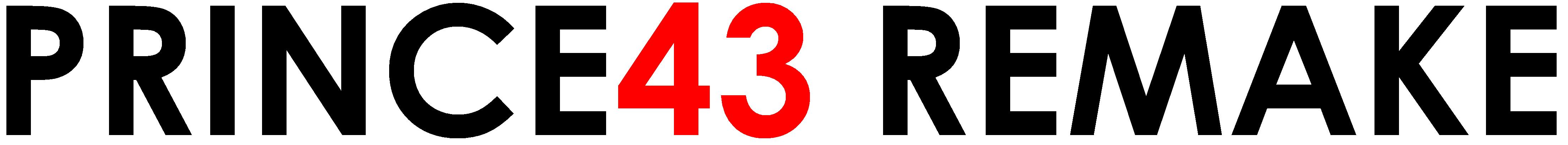 Prince43 Remake (Programming block)