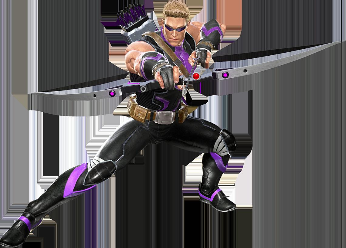 Hawkeye (M.U.G.E.N Trilogy)