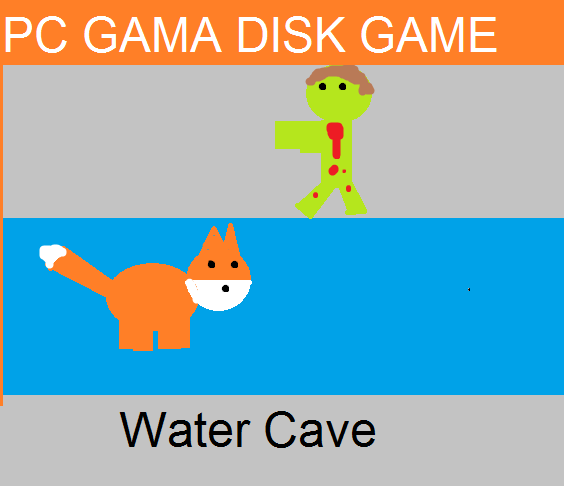 Water Cave (PC GAMA Game)
