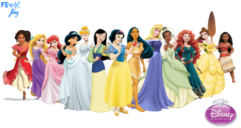 Disney Princess-Dream Big, Princess
