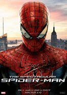 The spectacular spider man poster 3 by enoch16-d5hw8s4