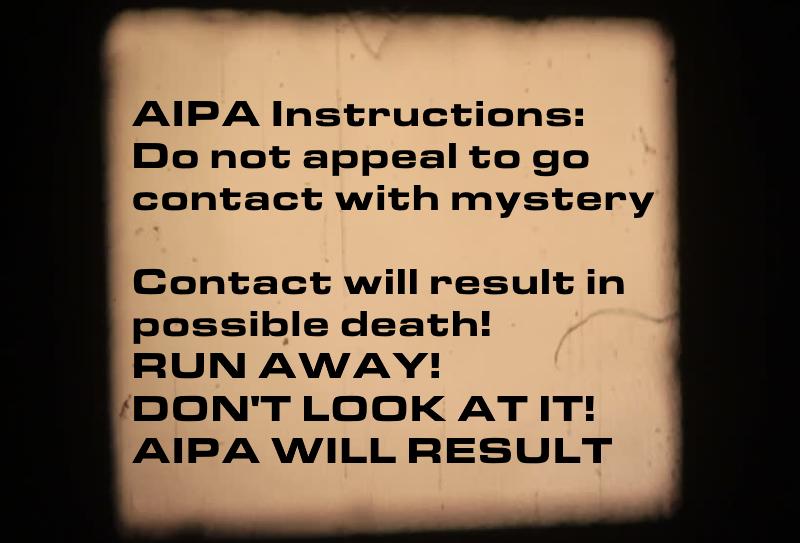 Alien Invasion Prevention Association