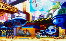 Dr. Wily's Military Base