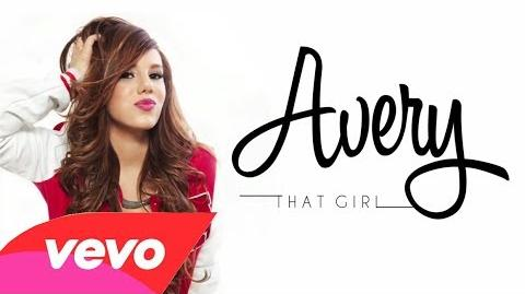 Avery - That Girl (Official Lyric Video)