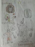 Duophidiax Espinador Sabermaster