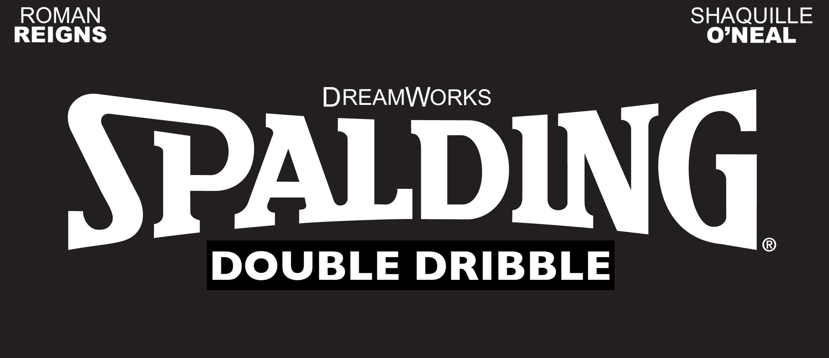 Spalding Double Dribble