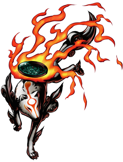 Amaterasu (M.U.G.E.N Trilogy)