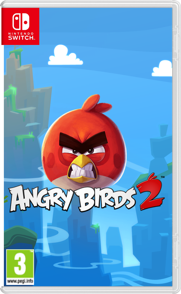 Angry Birds 2:Nintendo Switch