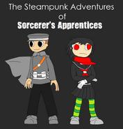 The Steampunk adventures