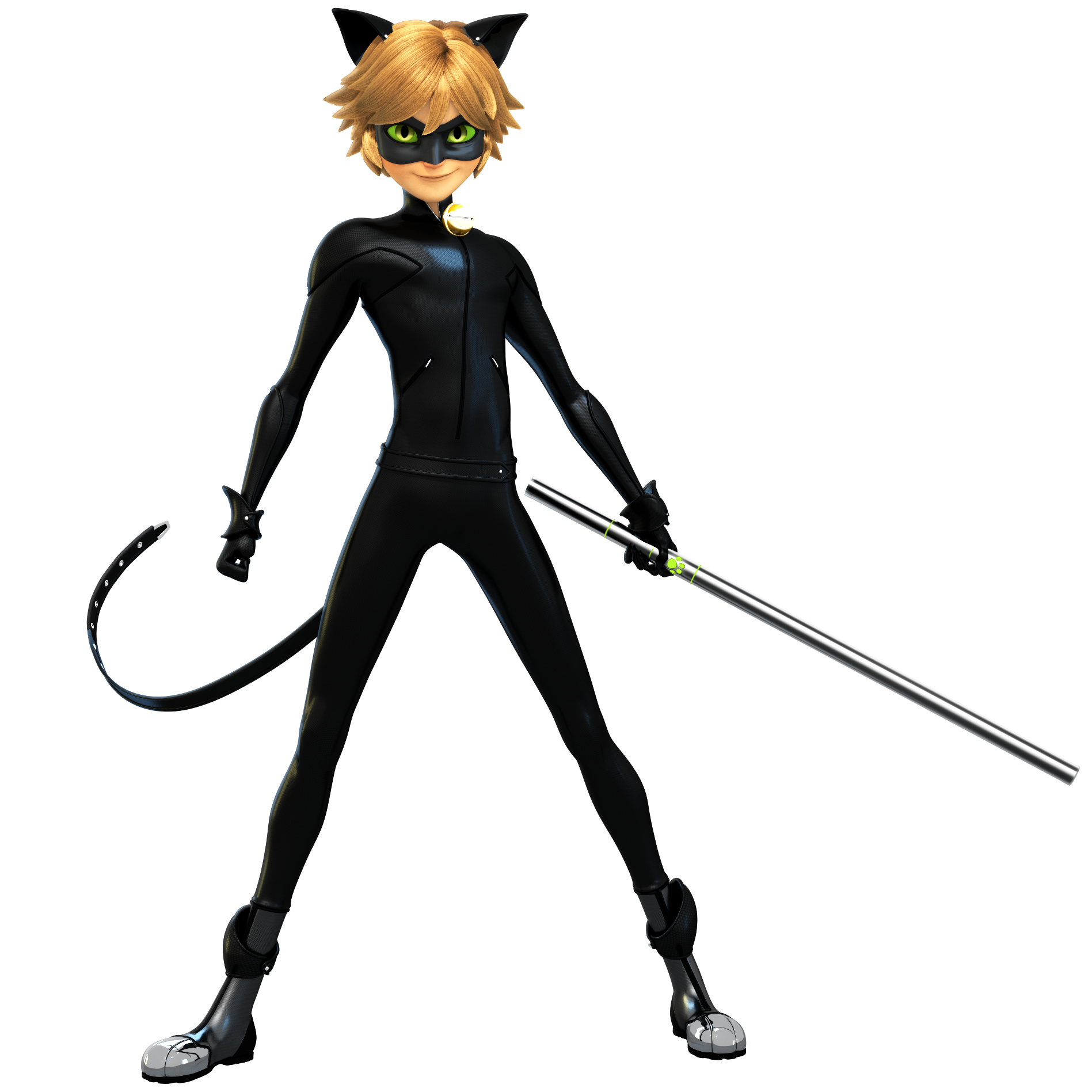 Cat Noir (M.U.G.E.N Trilogy)