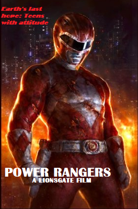 Power Rangers (2017 film)