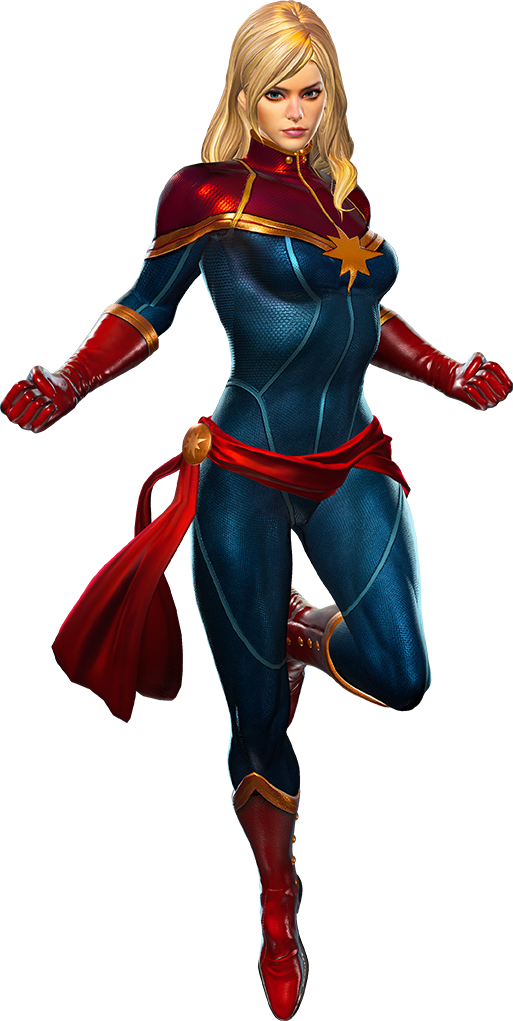 Captain Marvel (M.U.G.E.N Trilogy)