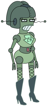 Five Nights in Robot Hell 3: Phantom Ninjas