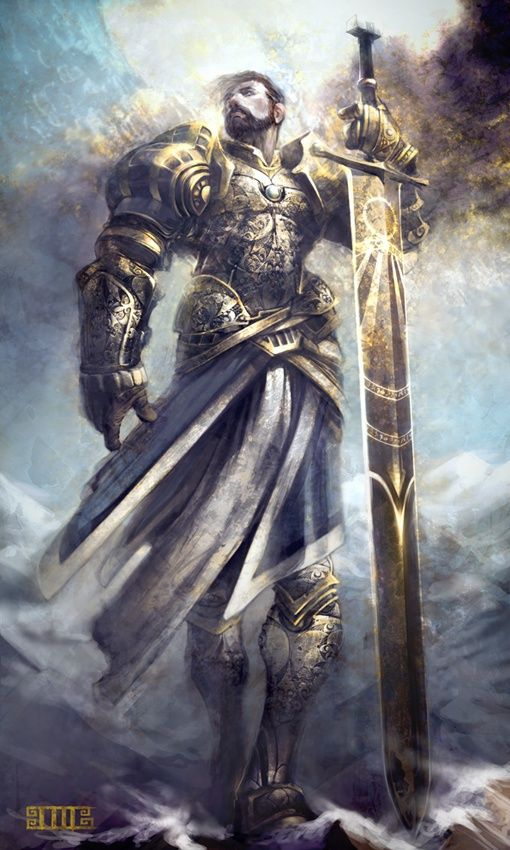 Gabriel (Dreadlord) (Earth-8000)