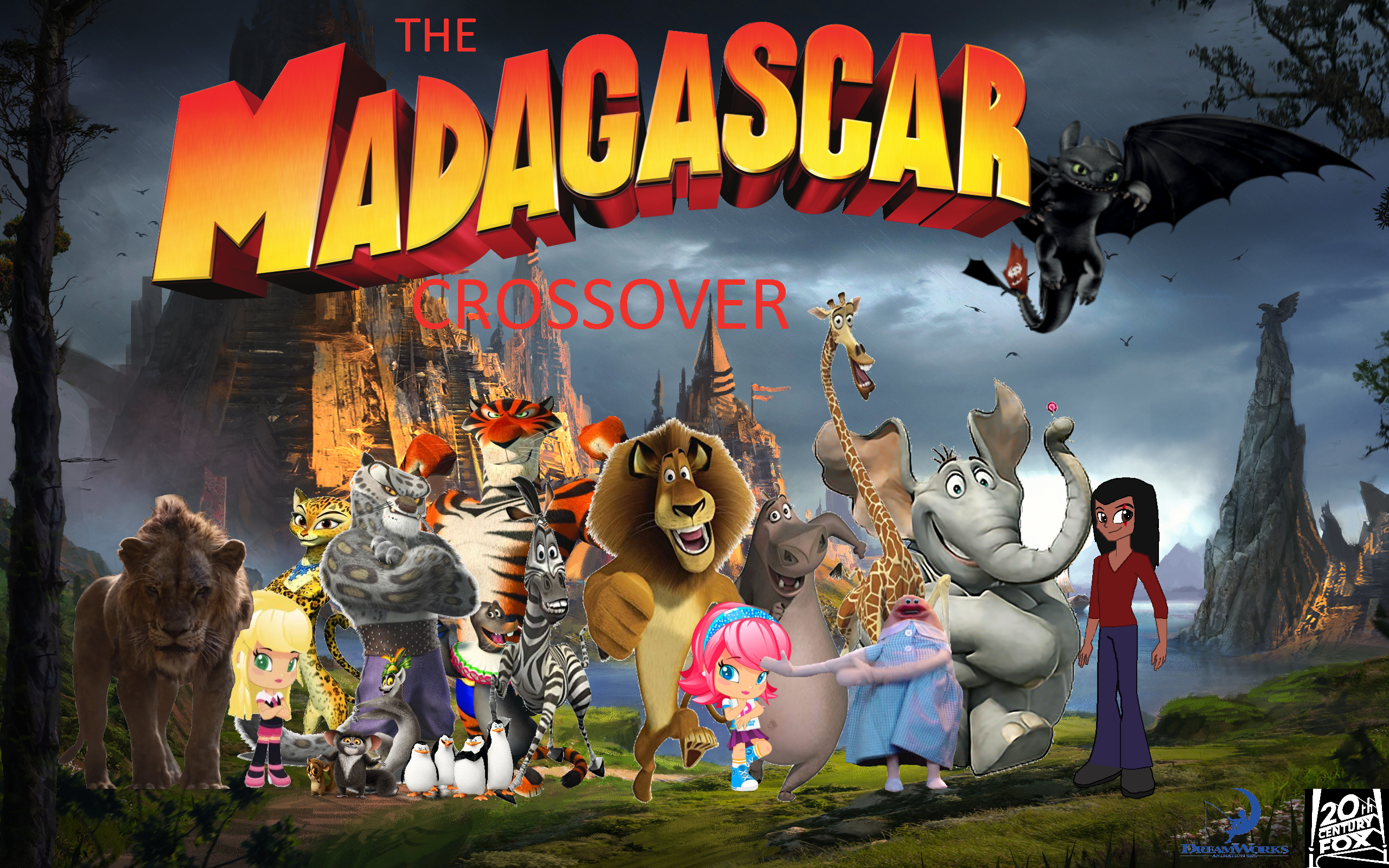 The Madagascar Crossover