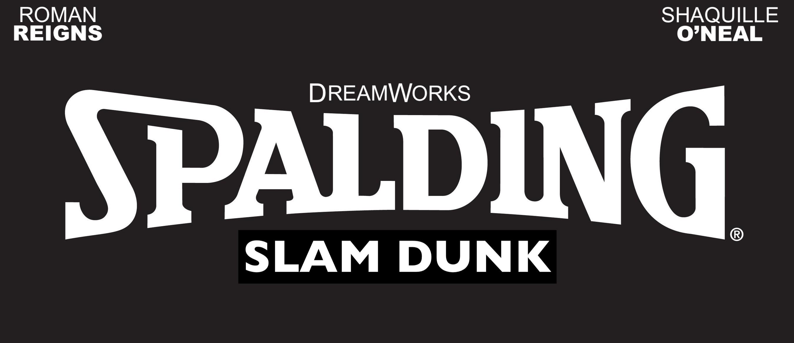 Spalding Slam Dunk