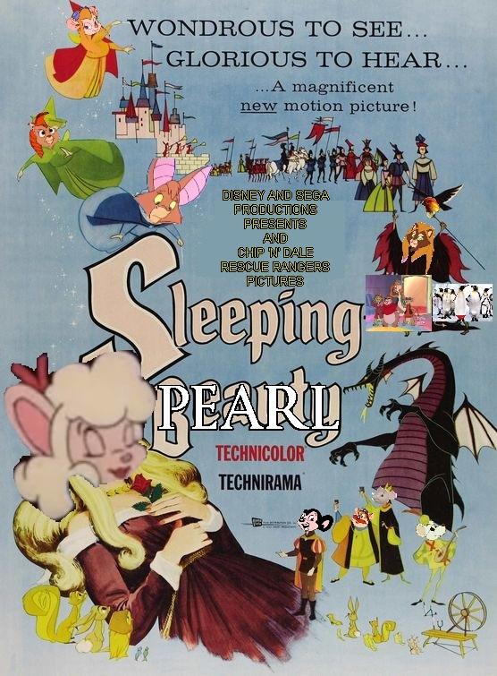 Sleeping Pearl