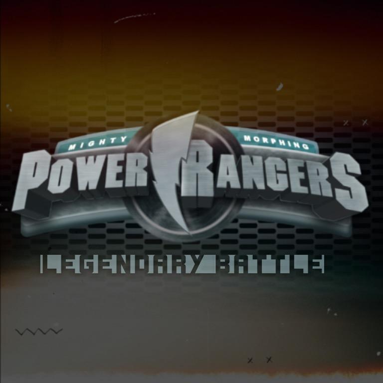 Mighty Morphin' Power Rangers: Legendary Battle