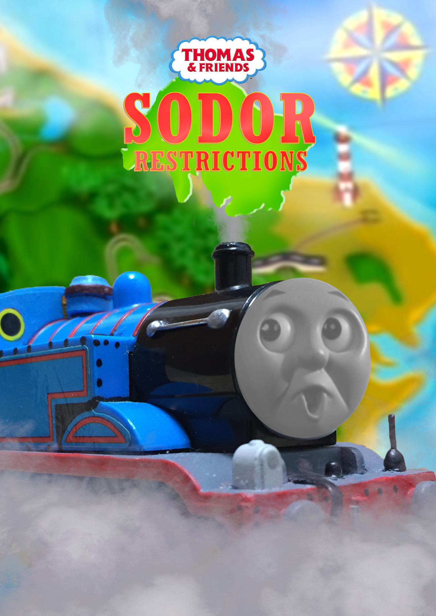 Thomas & Friends: Sodor Restrictions
