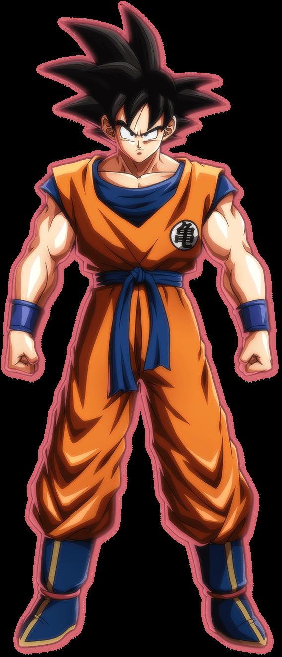 Goku (M.U.G.E.N Trilogy)