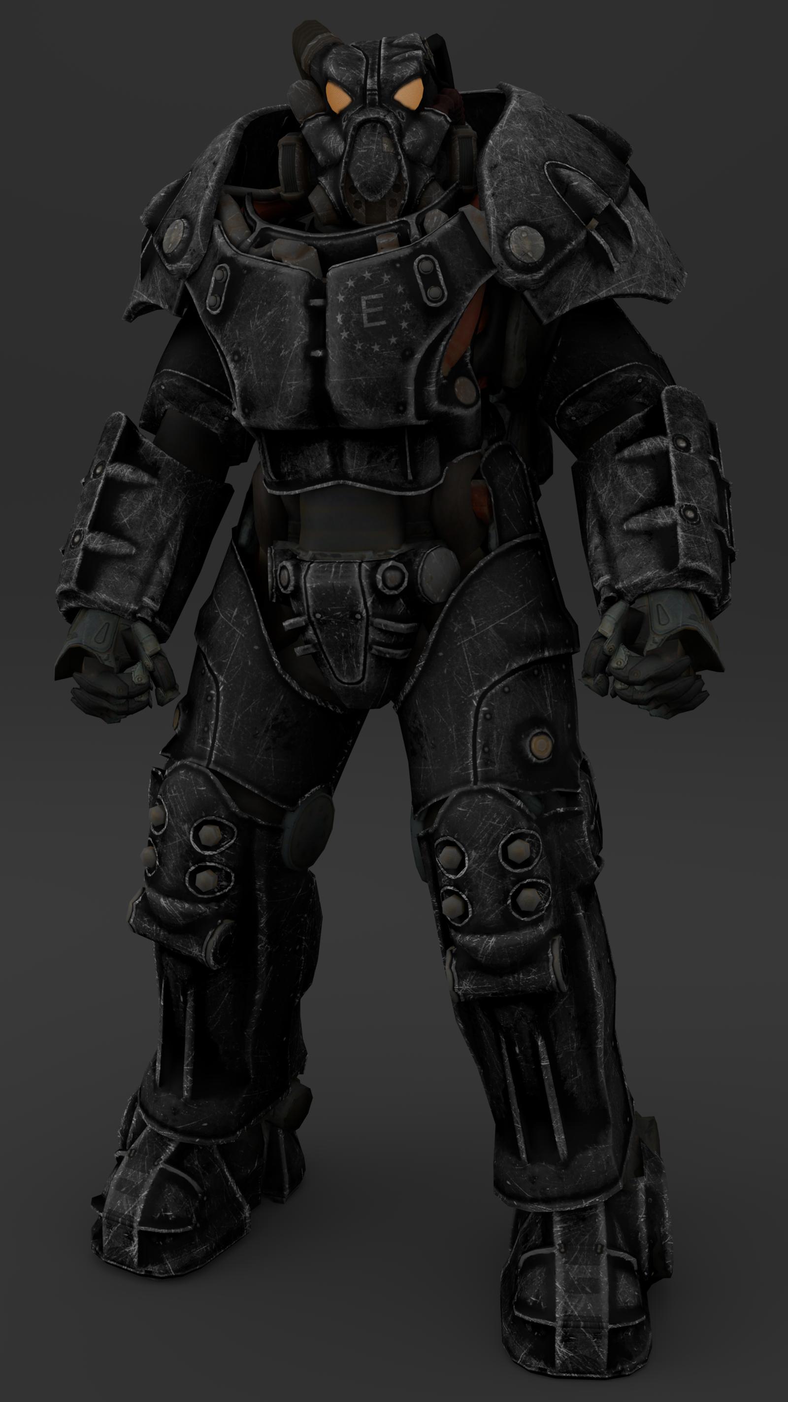 Aedra Armour: Mark V