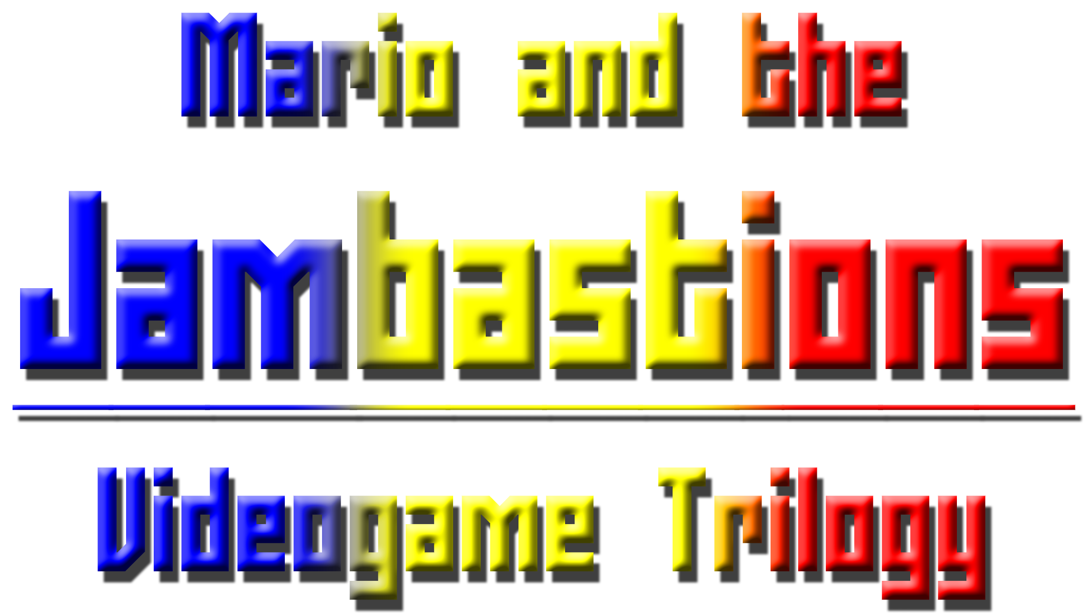 Mario and the Jambastions: Videogame Trilogy
