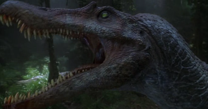 Jurassic World: Chaos Effect