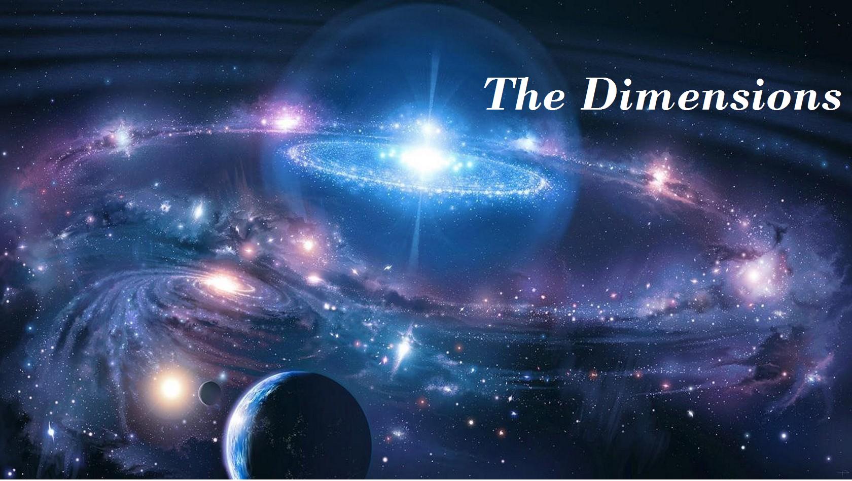 Dimensions (Novel)