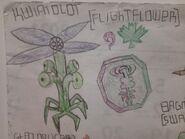 Neobiontomania Flightflower