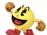 Pac-Man (M.U.G.E.N Trilogy)