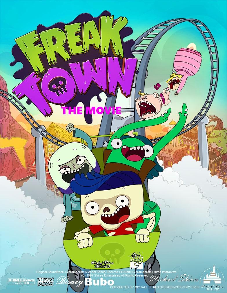 Freaktown The Movie