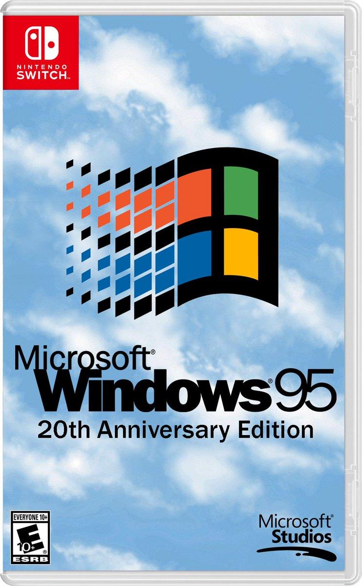 Windows 95 20Th Anv. Edition