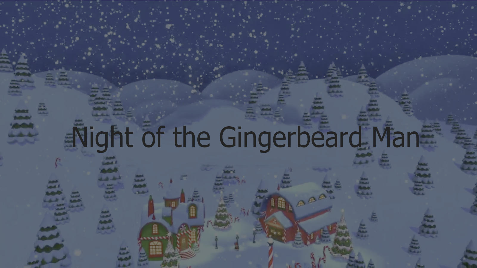 Handy Manny: Night of the Gingerbread Man