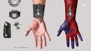 Weta Workshop Amazing Spider-Man 2 Concept Art 06